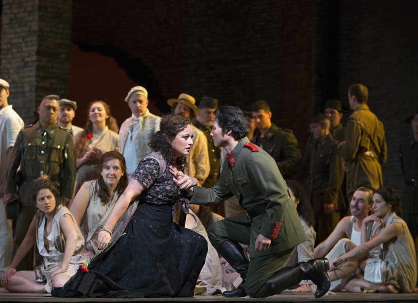 02.02.2019 - Carmen The MET: Live in HD